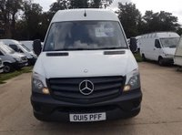 USED 2015 15 MERCEDES-BENZ SPRINTER 2.1 313 CDI LWB 1d 129 BHP EXCELLENT DRIVE FIRST TO SEE WILL BUY ... BOOK NOW FOR A TEST DRIVE