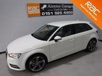USED 2014 14 AUDI A3 2.0 TDI SE 5d 148 BHP AMAZING NEW SHAPE AUDI A3 NEW SHAPE FINISHED IN GLEAMING WHITE WITH BRAND NEW  UP GRADED  ALLOYS THE CAR IS IN IMMACULATE CONDITION INSIDE AND OUT, DRIVES PERFECT, AUDI MULTI MEDIA INTERFACE,SD/USB/AUX, BLUETOOTH AUDIO,PHONE PREP HAS SAT NAV HARDWEAR, LEATHER CLAD MULTI FUNCTION STEERING WHEEL, CRUSE CONTROL, ELEC HANDBRAKE, ELEC HEATED MIRRORS,