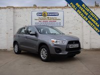 USED 2013 63 MITSUBISHI ASX 1.6 2 5d 115 BHP Dealer History Bluetooth A/C 0% Deposit Finance Available