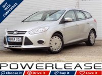 USED 2014 64 FORD FOCUS 1.6 EDGE ECONETIC TDCI 5d 104 BHP 1 OWNER FREE TAX FULL HISTORY