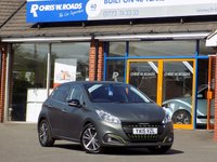 USED 2015 15 PEUGEOT 208 1.6 HDi BLUE ALLURE 5dr  ** Special Edition **
