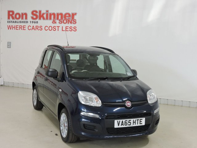 View our 2015 65 FIAT PANDA (34) 1.2 EASY 5d 69 BHP