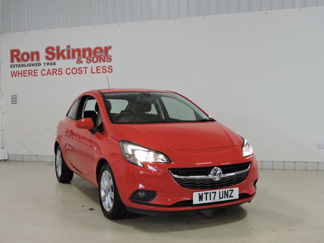 View our 2017 17 VAUXHALL CORSA 1.4 ENERGY AC ECOFLEX 3d 89 BHP