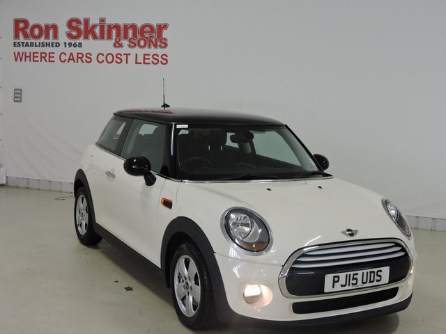 View our 2015 15 MINI HATCH COOPER 1.5 COOPER 3d 134 BHP with CHILI Pack
