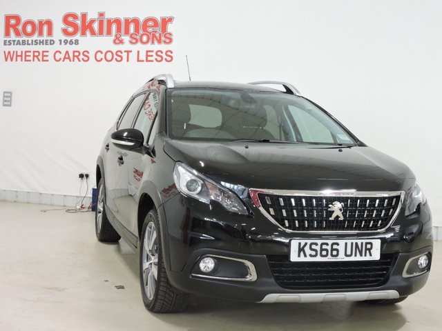 View our 2016 66 PEUGEOT 2008 1.6 BLUE HDI S/S ALLURE 5d 120 BHP