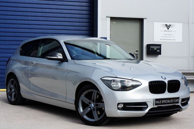 2013 13 BMW 1 SERIES 2.0 120D SPORT