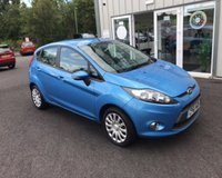 USED 2011 61 FORD FIESTA 1.25 EDGE THIS VEHICLE IS AT SITE 2 - TO VIEW CALL US ON 01903 323333
