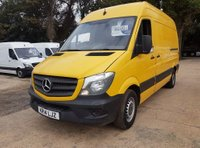 USED 2014 14 MERCEDES-BENZ SPRINTER 2.1 313 CDI MWB 1d 129 BHP VERY CLEAN VEHICLE SUPERB DRIVE READY FOR WORK