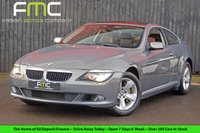 USED 2008 08 BMW 6 SERIES 3.0 635D 2d AUTO 282 BHP Full Service History - Huge Spec