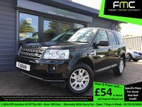 USED 2010 60 LAND ROVER FREELANDER 2.2 TD4 XS 5d 150 BHP