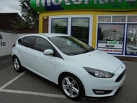 USED 2015 15 FORD FOCUS 1.5 ZETEC TDCI 5d 118 BHP