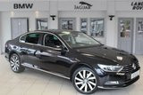 USED 2016 16 VOLKSWAGEN PASSAT 2.0 GT TDI BLUEMOTION TECHNOLOGY DSG 4d AUTO 188 BHP HALF LEATHER SPORT SEATS + FULL VW SERVICE HISTORY + SATELLITE NAVIGATION + REVERSE CAMERA + LED HEADLIGHTS + 18 INCH ALLOYS + HEATED FRONT SEATS + £30 ROAD TAX + BLUETOOTH + DAB RADIO + CRUISE CONTROL