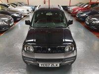 2007 SUZUKI JIMNY 1.3 VVT JLX PLUS 3d  £5250.00