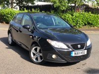 2011 SEAT IBIZA