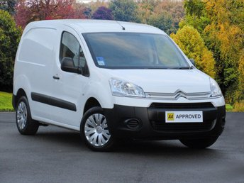 2015 CITROEN BERLINGO 1.6 HDI 75 ENTERPRISE PANEL VAN £5650.00