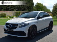 USED 2015 05 MERCEDES-BENZ GLE-CLASS 5.5 AMG GLE 63 S 4MATIC PREMIUM 4d AUTO 577 BHP PANORAMIC SUNROOF
