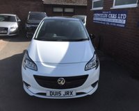 USED 2015 15 VAUXHALL CORSA 1.4 LIMITED EDITION 3d 89 BHP ONLY 15K MILES