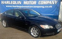 2011 JAGUAR XF 3.0 V6 LUXURY 4d AUTO 240 BHP £9499.00
