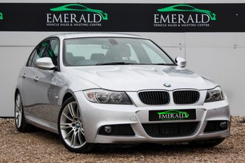 2010 BMW 3 SERIES 2.0 320D M SPORT BUSINESS EDITION 4d 181 BHP £8100.00