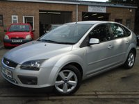USED 2007 07 FORD FOCUS 1.6 ZETEC 5d 100 BHP GOOD HISTORY INC RECENT CAMBELT
