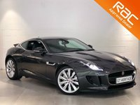 USED 2016 66 JAGUAR F-TYPE PAN - REAR CAM - SWITCH/EXHAUST -