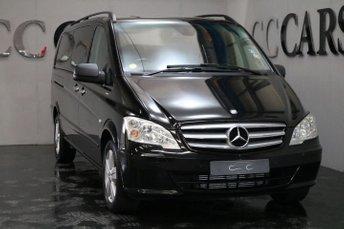 2015 MERCEDES-BENZ VITO 2.1 116 CDI TRAVELINER 5d AUTO 163 BHP £17995.00