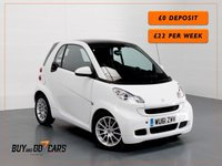 USED 2011 61 SMART FORTWO 1.0 PASSION MHD 2d AUTO 71 BHP Sat Nav, Panoramic Roof