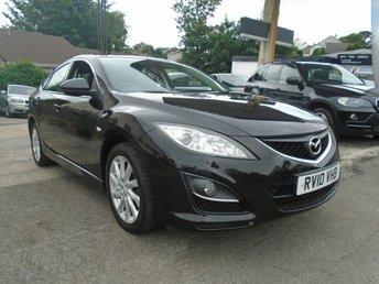 2010 MAZDA 6 2.0 TS2 5d 155 BHP £3295.00