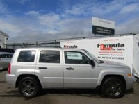 USED 2009 59 JEEP PATRIOT 2.0 CRD Sport 4x4 5dr LOW MILEAGE+FULL MOT+VALUE