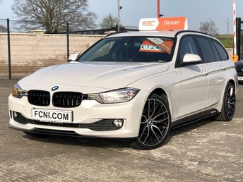 2015 BMW 3 SERIES 2.0 TOURING M-Sport Kitted, Sat-Nav £11995.00