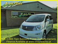 2002 TOYOTA ALPHARD 3.0MZ 7 Seats.Twin Sunroof, Power Curtains £7000.00