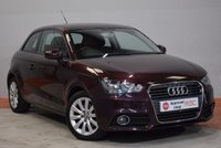 2011 AUDI A1 1.6 TDI SPORT 3 Door - Full Service History - Zero Deposit Finance Available £7490.00