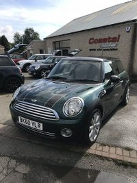 2010 MINI HATCH COOPER 1.6 COOPER 3d 122 BHP £4195.00