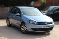 USED 2009 59 VOLKSWAGEN GOLF 1.4 SE TSI 5d 121 BHP * LOW MILEAGE * ONE OWNER FROM NEW *