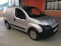 USED 2015 15 CITROEN NEMO 1.2 660 ENTERPRISE HDI 1d SIDE DOOR + VAT