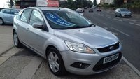 2009 FORD FOCUS 1.6 STYLE 5d 100 BHP £2975.00
