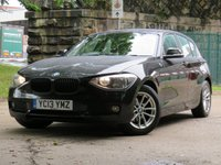 2013 BMW 1 SERIES 1.6 116D EFFICIENTDYNAMICS 5d 114 BHP £7111.00
