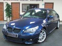 2007 BMW 5 SERIES 2.0 520D M SPORT 4d 161 BHP £4950.00
