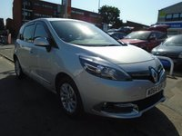 2015 RENAULT SCENIC 1.5 DYNAMIQUE TOMTOM ENERGY DCI S/S 5d 110 BHP £7994.00