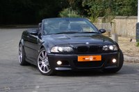 USED 2004 54 BMW M3 3.2 M3 2d 338 BHP VERY LOW MILEAGE ONLY 58K VGC