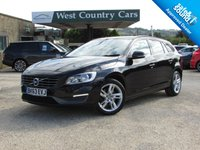 USED 2013 63 VOLVO V60 2.0 D3 SE NAV 5d 134 BHP Well Equipped Safe Family Estate