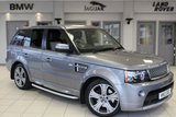 USED 2013 13 LAND ROVER RANGE ROVER SPORT 3.0 SDV6 AUTOBIOGRAPHY SPORT 5d AUTO 255 BHP FULL PIANO BLACK LEATHER SEATS + 5X LAND ROVER 2X LAND ROVER SPECIALIST + SATELLITE NAVIGATION + REVERSE CAMERA + HEATED STEERING WHEEL + XENON HEADLIGHTS + 20 INCH ALLOYS + HEATED FRONT/REAR SEATS + TV FUNCTION + DAB RADIO + BLUETOOTH + ADAPTIVE CRUISE CONTROL + DUEL VIEW TOUCH SCREEN + ELECTRIC TAILGATE