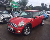 2014 MINI HATCH COOPER 1.6 COOPER D 3d 112 BHP £7989.00