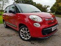 2014 FIAT 500L 1.2 MULTIJET POP STAR 5d 85 BHP £5275.00