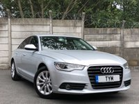 USED 2014 14 AUDI A6 SALOON 2.0 TDI ULTRA SE 4d AUTO 188 BHP SAT NAV/LEATHER/CRUISE/DIESEL