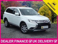 USED 2016 65 MITSUBISHI OUTLANDER 2.2 DI-D GX1 4WORK COMMERCIAL VAN 4WD AIR CON  AIR CONDITIONING CRUISE CONTROL BLUETOOTH PHONE