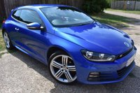 USED 2014 64 VOLKSWAGEN SCIROCCO 2.0 R LINE TDI BLUEMOTION TECHNOLOGY 2d 150 BHP