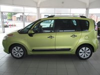 USED 2010 60 CITROEN C3 PICASSO 1.6 PICASSO EXCLUSIVE HDI 5d 90 BHP