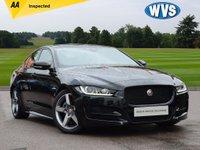 2015 JAGUAR XE 2.0 R-SPORT 4d 178 BHP £16999.00
