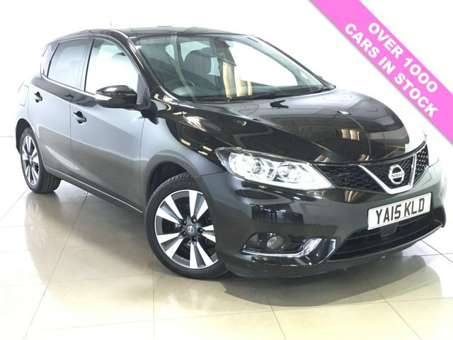View our 2015 15 NISSAN PULSAR 1.5 N-TEC DCI 5d 110 BHP
